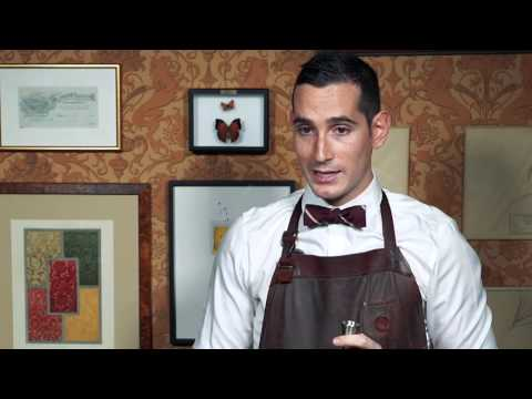 Edible Cocktail Contest 2015: The NoMad