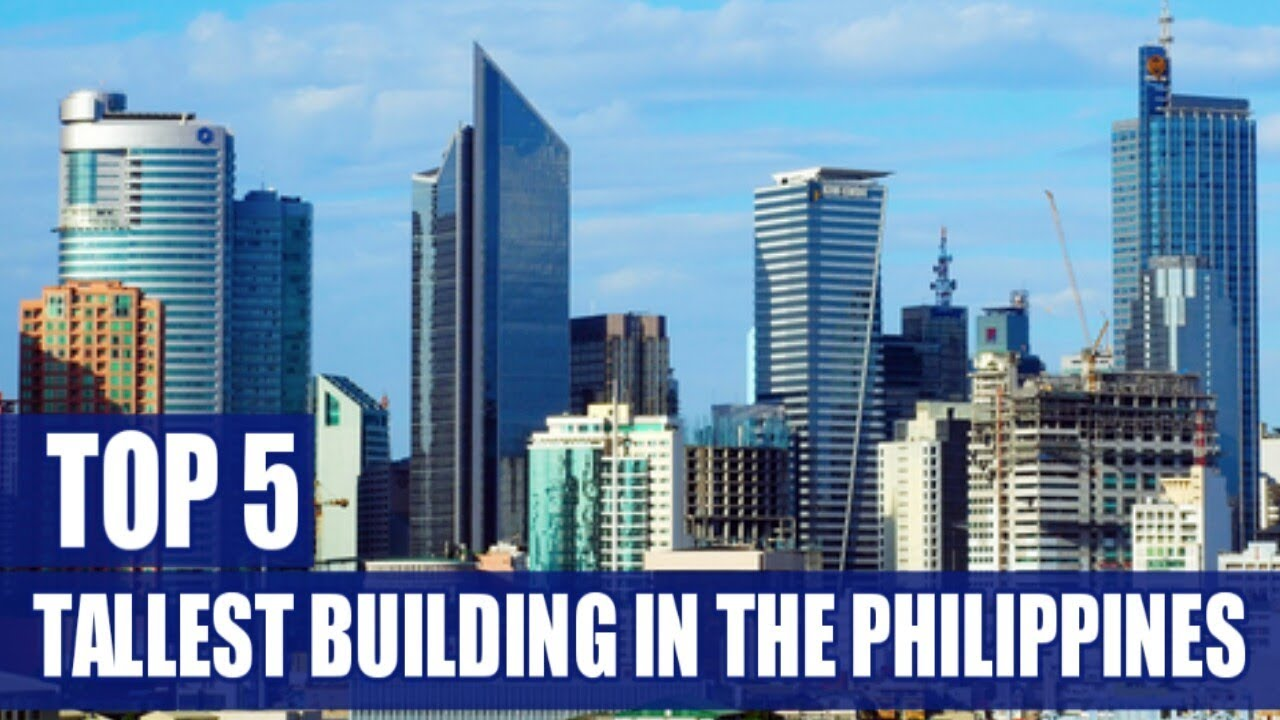 List of tallest buildings in the Philippines