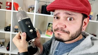 Stop Abusing the Blue Yeti Microphone! YOU'RE DOING IT WRONG!