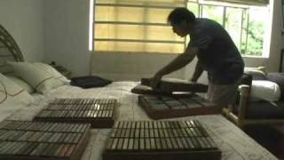 La colección de cassettes de Daniel Padilla