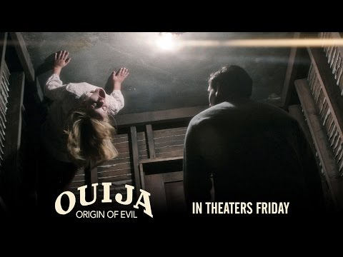 Ouija: Origin of Evil - In Theaters Friday...