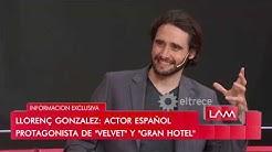 """Llorenç González en Argentina: Jonás en """"Velvet"""" y Andrés en """"Gran Hotel"""" en LAM"""