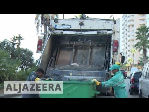 Lebanon struggles with safe waste disposal