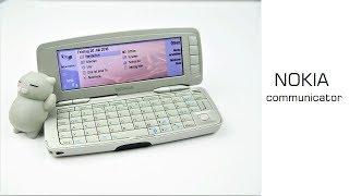 ☎️ Retro Review: Nokia Communicator - Vorfahre vom Smartphone - Moschuss.de