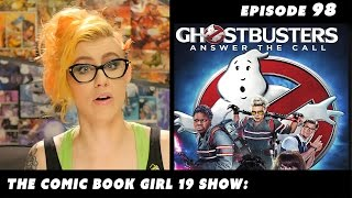 Why Being Honest about Ghostbusters is I...