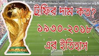 বিশ্বকাপের দাম কত? বিশ্বকাপ ট্রফির অজানা ইতিহাস।  How much is the World Cup trophy price