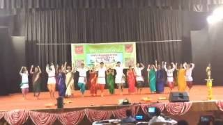 Kalpa school Bengali Folk dance.