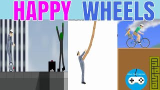 Happy Wheels Classic Level Gameplay 2020