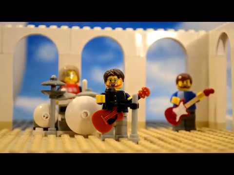 Morgan Spence - Paisley 2021 Lego animation behind the scenes