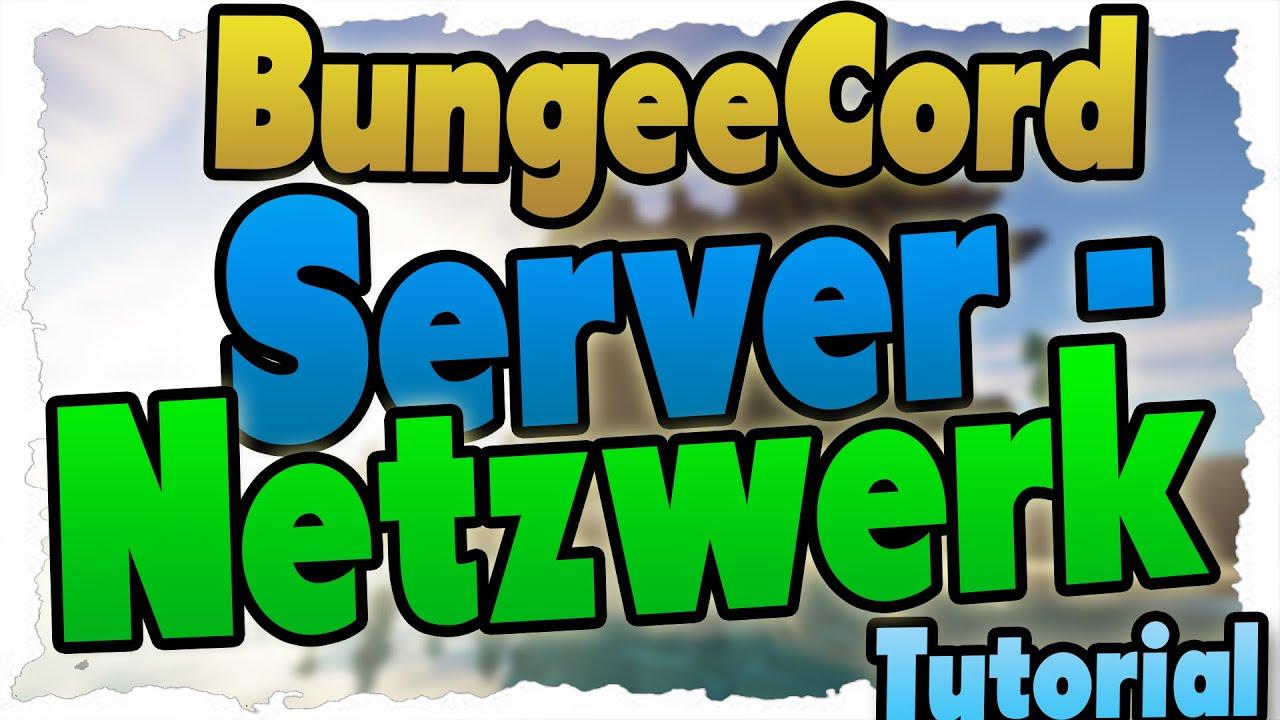 Minecraft SERVERNETZWERK BungeeCord Einfach Erstellen - Minecraft bungeecord server erstellen