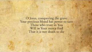 it is not death to die sovereign grace