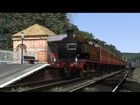 The Rustic Engineman's Loco & Carriage workshop E2 0-6-0 Review
