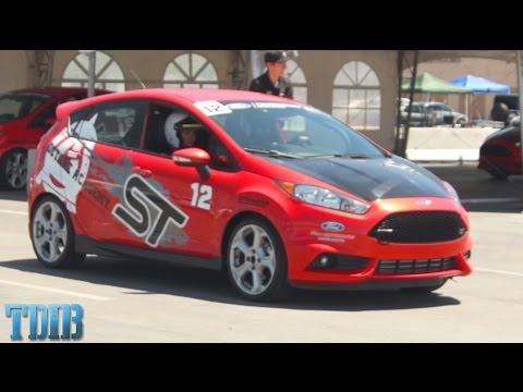Fiesta ST Hot Lap!- The Balanced Little Hot Hatch!