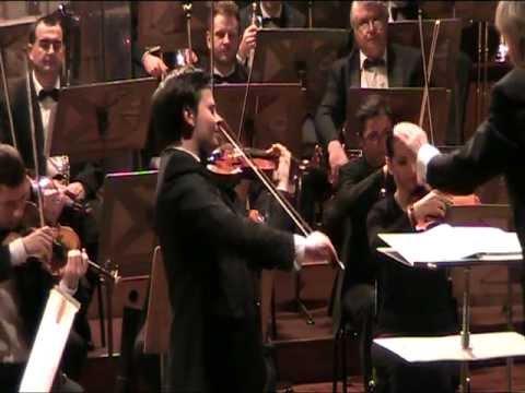 Stefan Tarara plays Lalo Symphonie Espagnole Op. 21; 1st movement