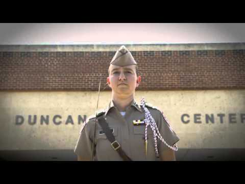 Corps of Cadets Block T Video