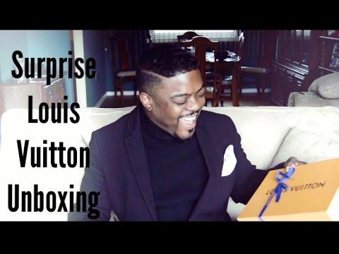 Louis Vuitton Unboxing-Surprise!