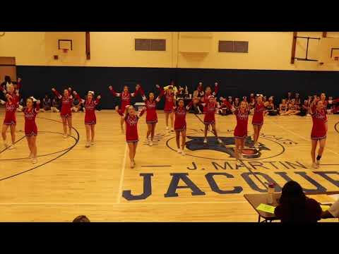 McLean Middle School Cher Competition