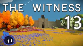 The Witness PC/Steam Gameplay Playthrough - Part 13 - Castle/Hedge Maze Laser