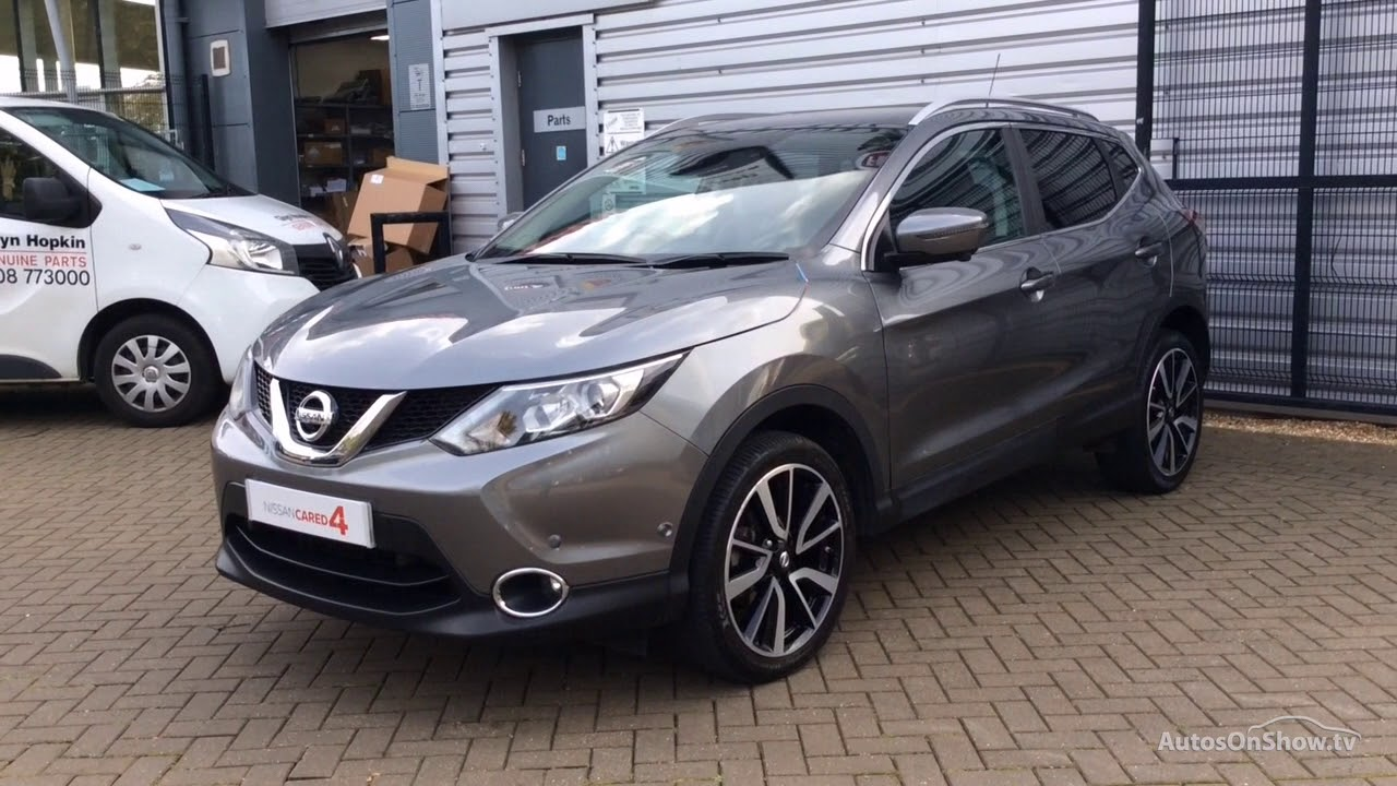 nissan qashqai dci tekna grey 2014 youtube. Black Bedroom Furniture Sets. Home Design Ideas