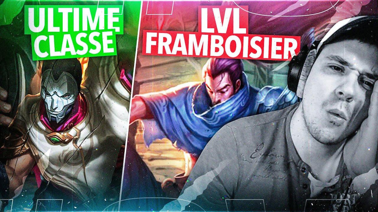Download LA TIER LIST DES CHAMPIONS BADASS DE LOL !