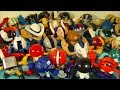 2013 NFL RUSH ZONE RUSHERS SET OF 32 McDONALD'S HAPPY MEAL KID'S TOY'S VIDEO REVIEW