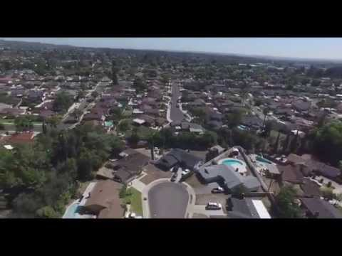 First Drone Flight