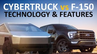 Tesla Cybertruck vs 2021 Ford F-150: How Does Ford's Newest Truck Compare to Tesla's Truck?
