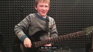Обучение игре на гитаре. Видеоурок 2.Учитесь вместе с нами!