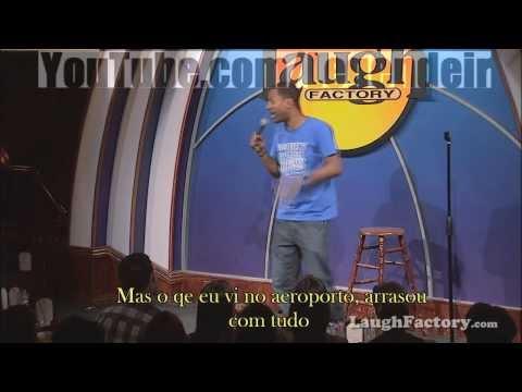 Stand Up - Tony Rock - A coisa mais branca do mundo Legendado PT-BR