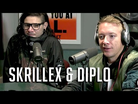 Diplo & Skrillex talk Dates w/ Katy Perry, Paris Hilton DJ'ing & New Single!