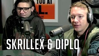 Diplo & Skrillex talk Dates w/ Katy Perry, Paris Hilton DJ