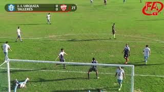 FATV 18/19 Fecha 33 - Justo José de Urquiza 0 - Talleres 2