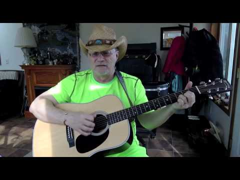 1506 Whos That Man Toby Keith Cover With Guitar Chords And