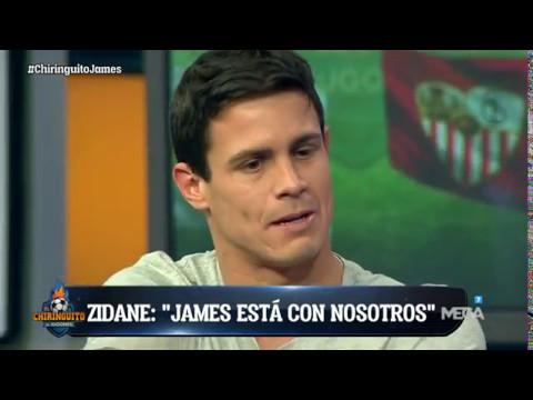 """Edu Aguirre: """"Se me rompe el alma viendo lo de James Rodríguez. Se va con la cabeza alta"""""""