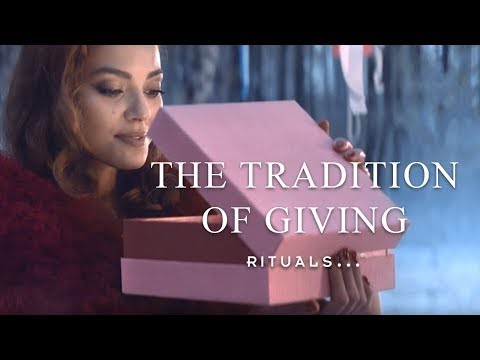 The Tradition of Giving
