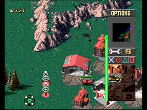 Command & Conquer - Red Aler