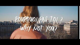 WHY NOT YOU? || Paris Marathon