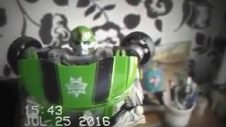 Робот Игорь Заявка на VERSUS Fresh Blood 3 1