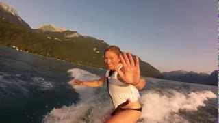 off the slopes - Tessa Worley - le tour d'été