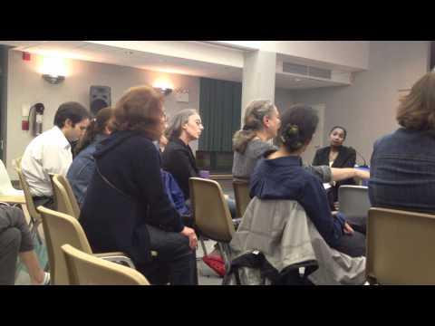 Roosevelt Islanders Conversation With RIOC Directors