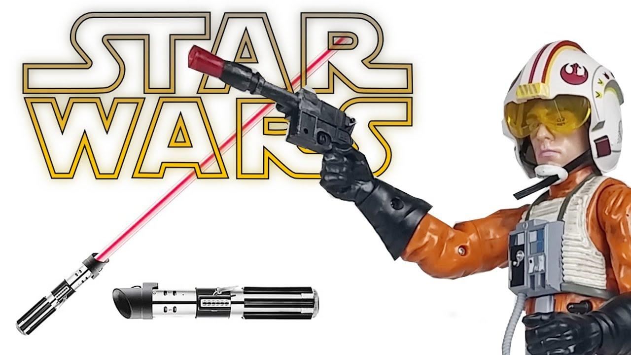 Star Wars Toys Video 81