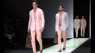 giorgio armani masculino verao 2014 pelo programa over fashion