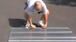 H & F Mfg. Corp - Polycarbonate Roofing Panels