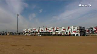 Город на реке Тушино-2018(Каким станет бывший Тушинский аэродром, смотрите в программе «Строительство в деталях» телеканала «Москва..., 2016-04-22T19:28:16.000Z)