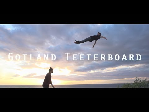 Lukas & Aaron | Gotland Teeterboard
