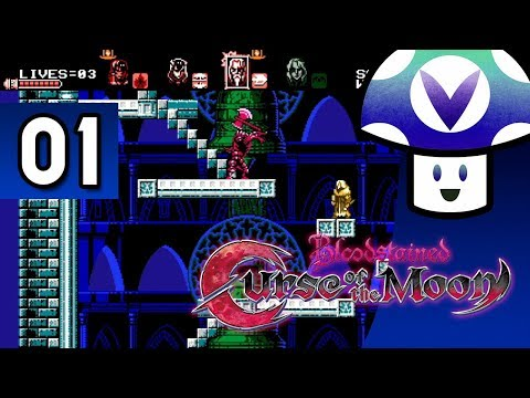 [Vinesauce] Vinny - Bloodstained: Curse of the Moon
