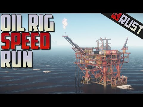 Oil Rig Speed Run - Rust thumbnail