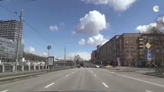 Москва во время самоизоляции