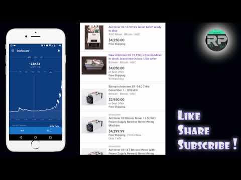 Bitcoin Mining Profitability | Beware EBAY For BUYING Bitcoin Mining Hardware!