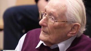 Наказание настигло нациста Гренинга в 94 года